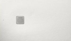 BRODZIK TERRAN Z KOMPOZYTU STONEX BIAŁY  120X80 – ROCA AP014B032001100