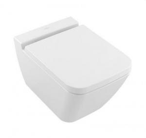 Miska WC wisząca bez kołnierza 56X37 FINION- V&B 4664R0R2