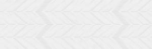 PŁYTKA ŚCIENNA CANDLE ELECT BLANCO 30X90 CM - SALONI